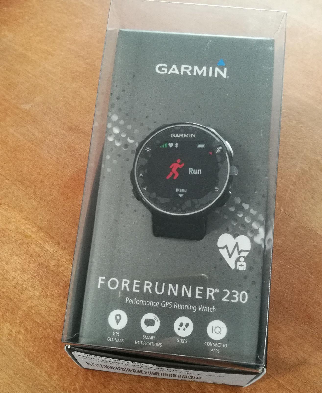 Garmin Forerunner 230 Laufuhr (ohne HF-Gurt)