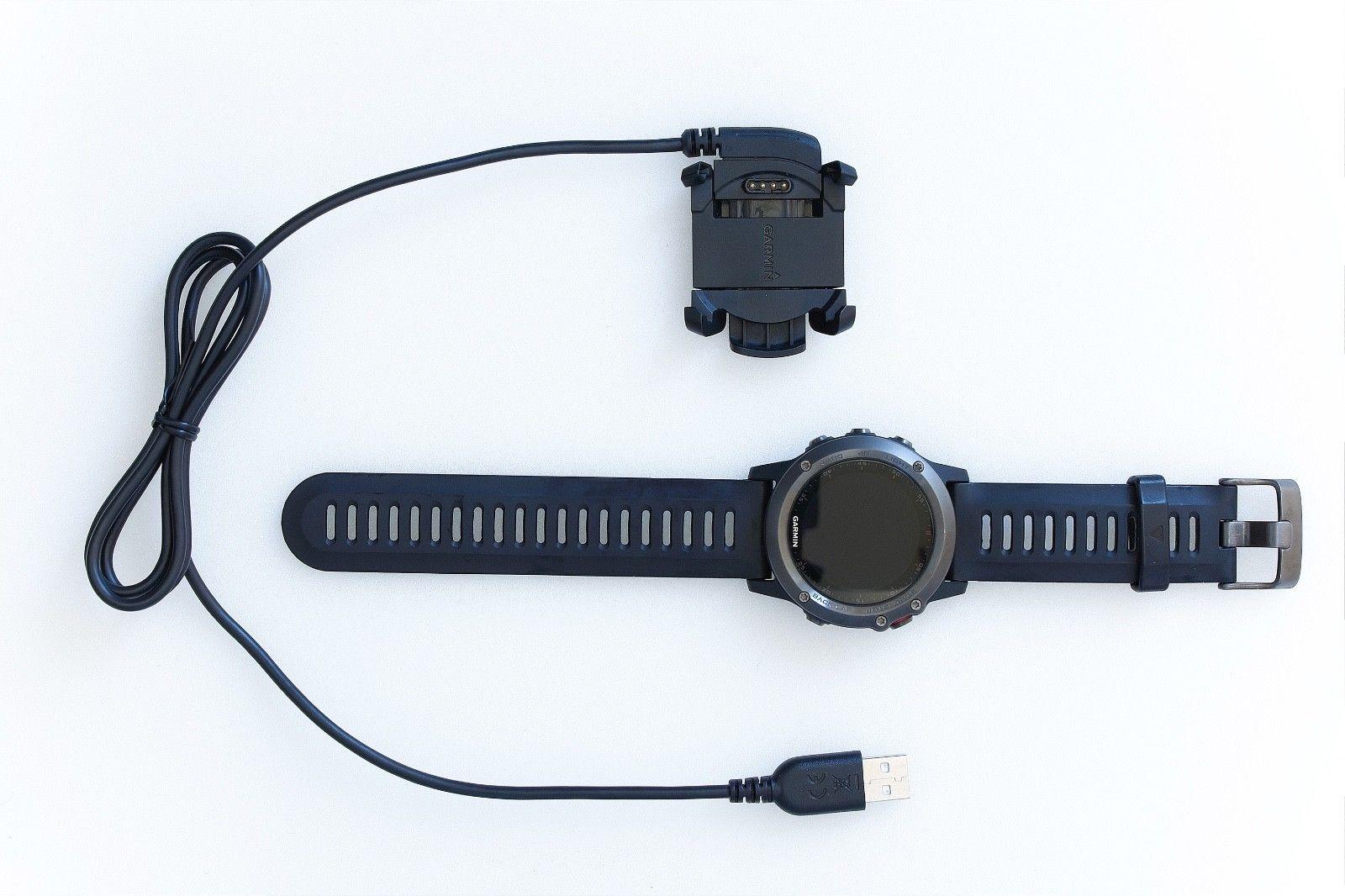 Garmin GPS-Sportuhr Fenix 3