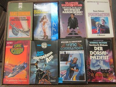 71 Bücher Romane Science Fiction Romane