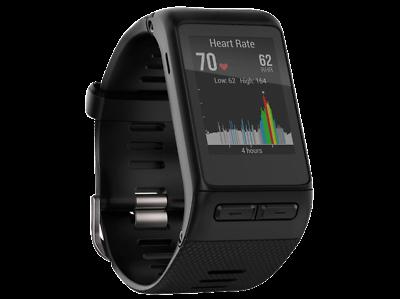 GARMIN Vivoactive HR Sportuhr GPS Smartwatch Ausstellungsstück UVP 270,- EUR