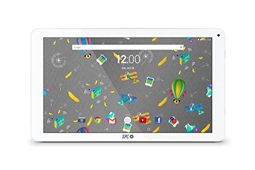 'SPC Blink 10.116GB White Tablet–Tablets (25.6cm (10.1), 1024x 600Pixel, 16GB, 1GB, Android 7.0, White)