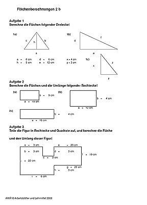 ART.5001 Riesige Sammlung Arbeitsblätter Mathematik 5.-7. Klasse
