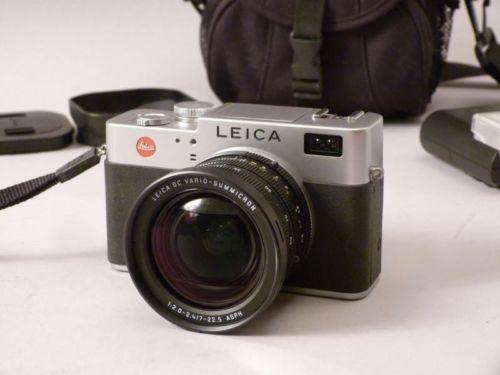 LEICA Digitalkamera Digilux 2 + Zubehörpaket