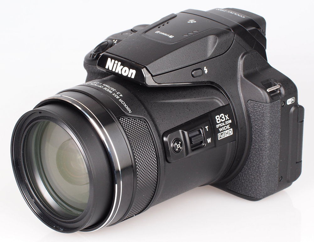 Nikon COOLPIX P900 16.0 MP Digitalkamer