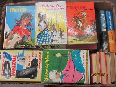 55 Bücher ältere Kinderbücher ältere Jugendbücher ältere Jugendromane