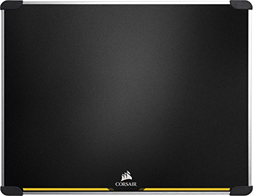 Corsair MM600 Gaming Mauspad (Medium, Dual Sided Harte Oberfläche) schwarz