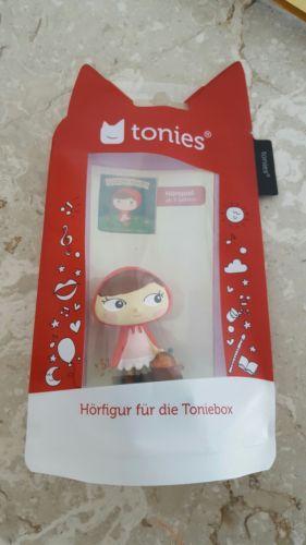 Tonies / Toniebox Rotkäppchen / OVP / 5 Lieblingsmärchen