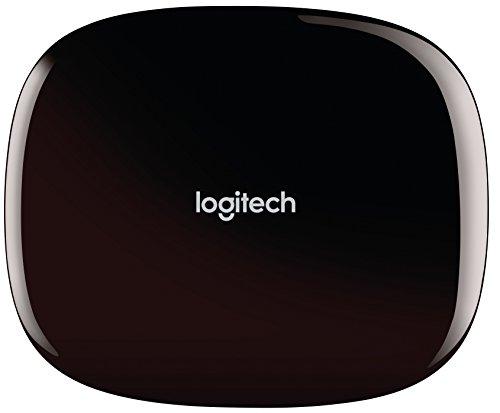 Logitech Harmony Hub (funktioniert mit Amazon Alexa) schwarz