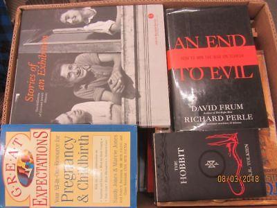 45 Bücher englische Bücher Romane Sachbücher Reiseführer Bildbände u.a.