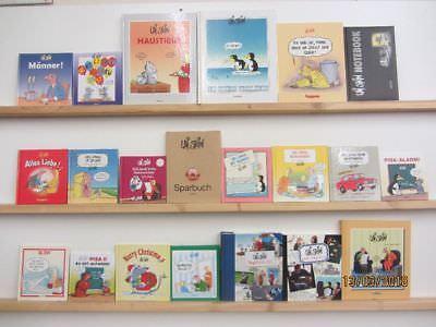 Uli Stein 21 Bücher Cartoons
