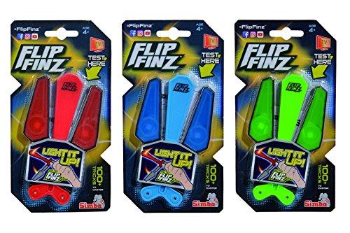 Simba 107232218 - Flip Finz Light Up, 3-Sort.