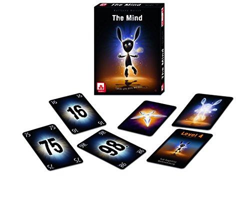 NSV - 4059 - THE MIND - Kartenspiel
