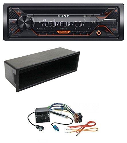 Sony CDX-G1201U MP3 CD 1DIN USB AUX Autoradio für VW Polo Lupo Fox Passat T5