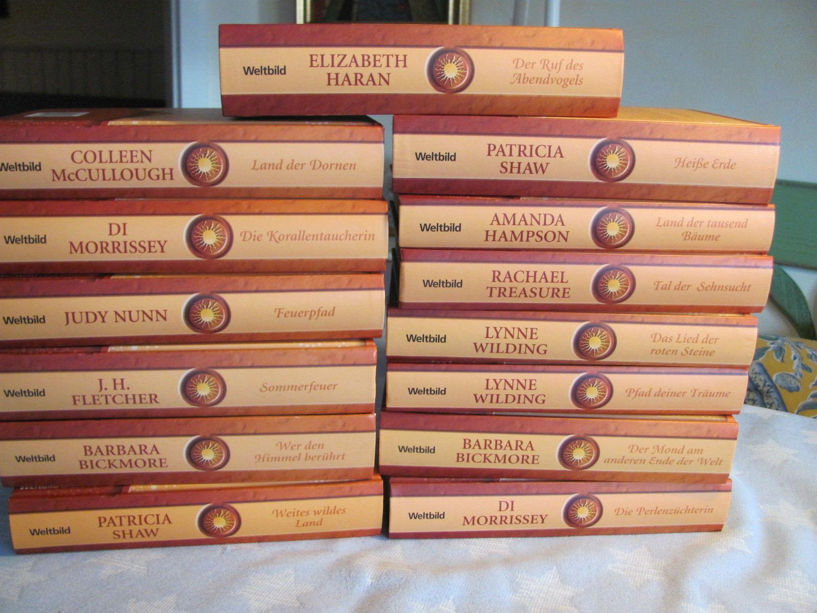 14 Bücher Weltbild Sammler Edition - Hardcover - Weltliteratur - s.g.Zustand