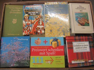 122 Bücher dünne gebundene Bücher Romane Sachbücher Erzählungen Novellen u.a.