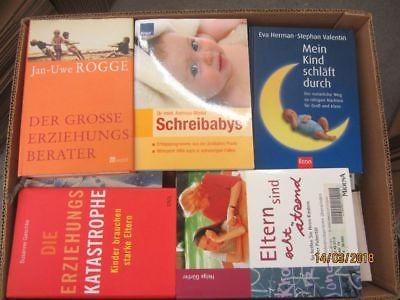 53 Bücher Elternratgeber Erziehungstipps Erziehungsratgeber Kindererziehung