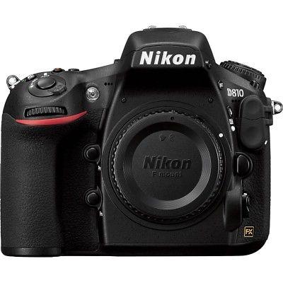 Nikon D810 DSLR Digitalkamera Kamera Gehäuse 36.8MP FX Camera Body Only - Neu