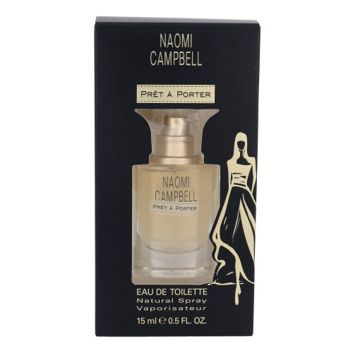 Naomi Campbell Pret a Porter Eau De Toilette 15 ml (woman)