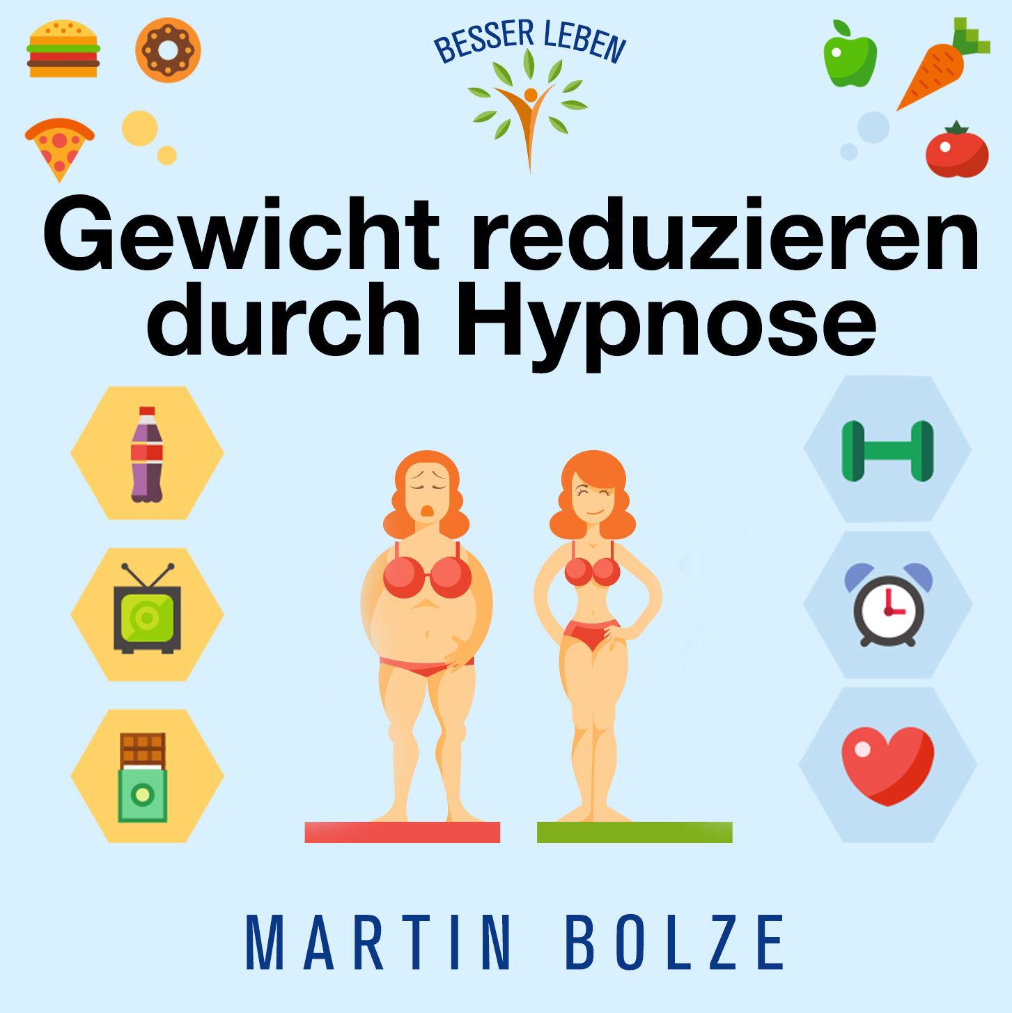Hörbuch CD Gewicht Reduzieren Durch Hypnose