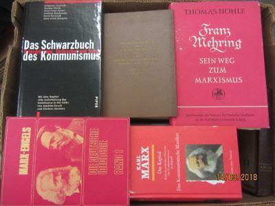 45 Bücher Kommunismus Marxismus Leninismus Sozialismus Lenin Marx