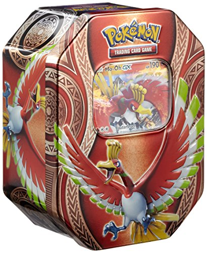Pokemon 25929 Pokémon Company International Pkm Tin 68 Ho-Oh GX