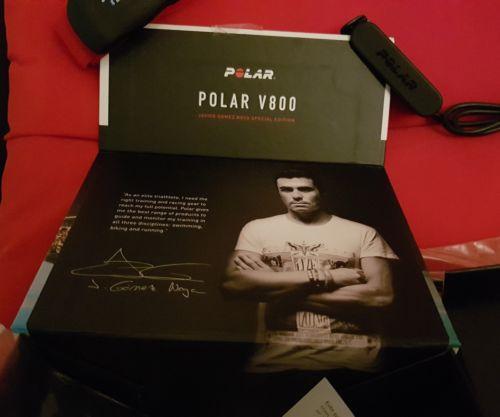 polar v800 gps