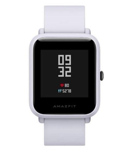 Huami Xiaomi Amazfit Bip Smartwatch Laufuhr Fitnesstracker mit Puls und GPS NEU