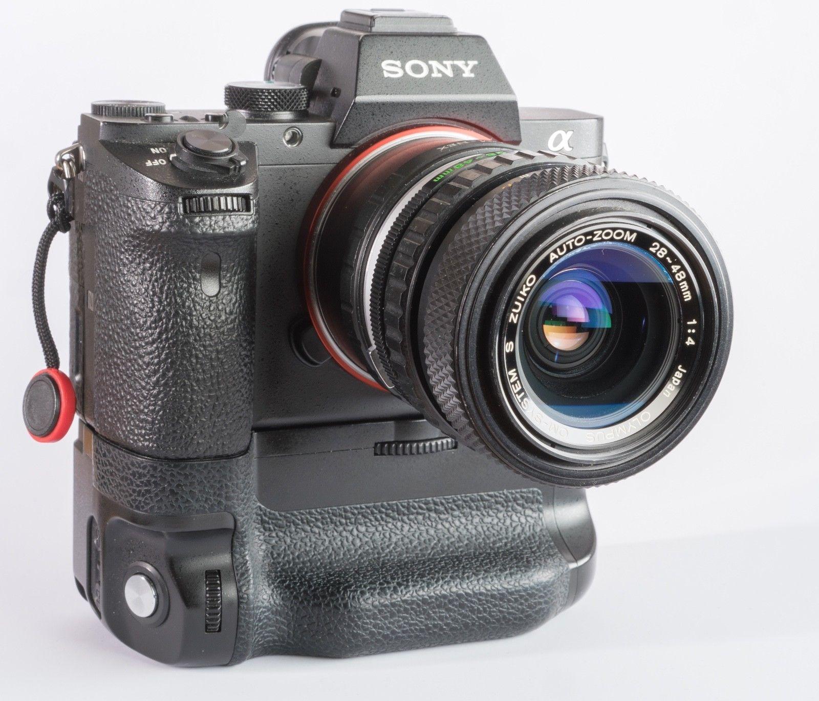 Sony A7 II (Alpha ILCE-7M2) 24.3 MP Digitalkamera - Schwarz mit Zubehörpaket
