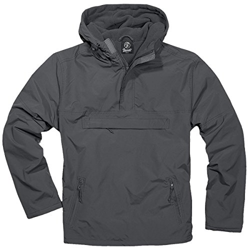 Brandit Windbreaker Anthrazit L