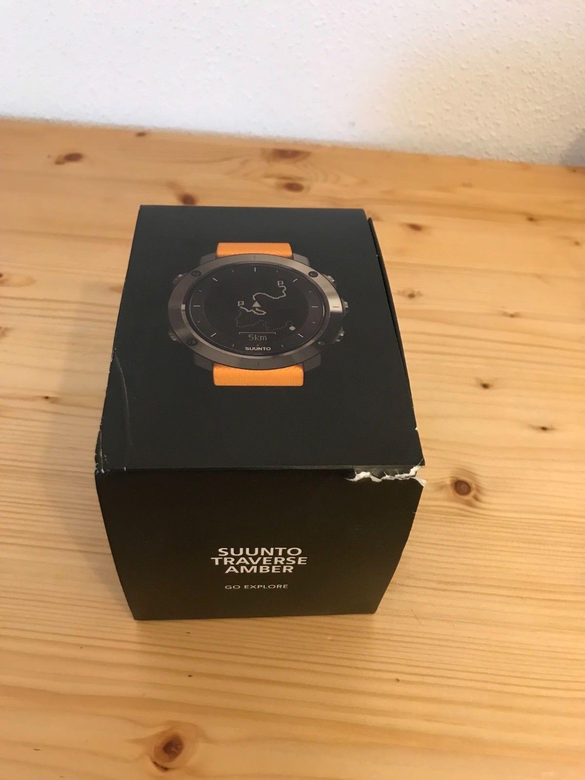 SUUNTO TRAVERSE Bluetooth Watch Sport-Uhr