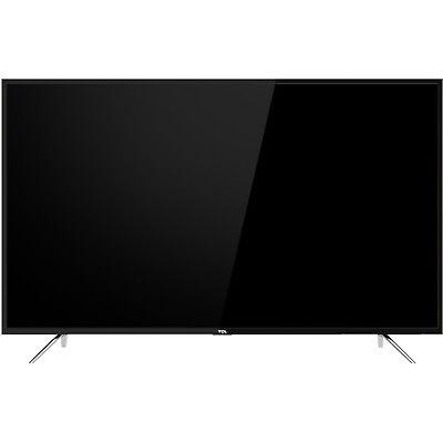 TCL U49P6006X1, 123 cm (49 Zoll), UHD 4K, SMART TV, LED TV, 1200 PPI, DVB-T2 HD,