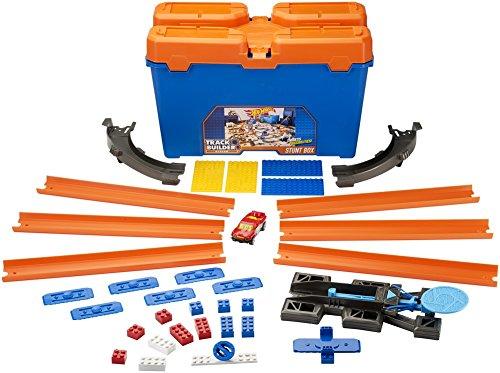 Mattel Hot Wheels DWW95 - Track Builder Super-Stuntbox