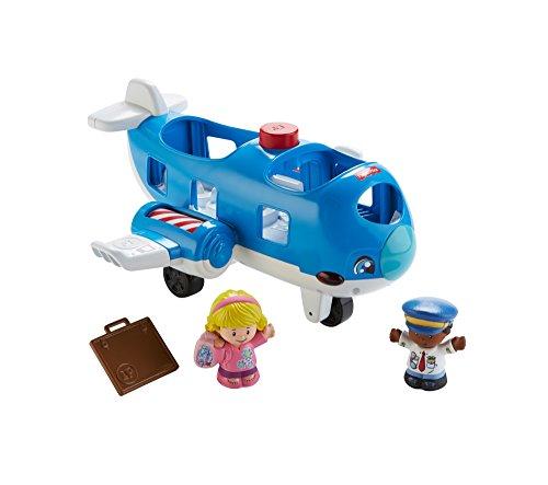 Mattel Fisher-Price FKX05 - Little People Flugzeug