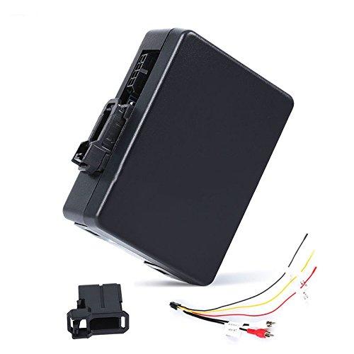 smartnavi Auto Stereo-Radio Optische Faser Decoder die meisten Box für Mercedes Benz ML/R Serie und für Porsche Cayenne Serie
