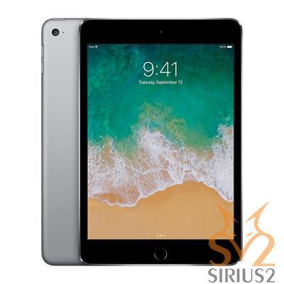 NEU Apple iPad Mini 4 128GB WiFi Version - Space Grey