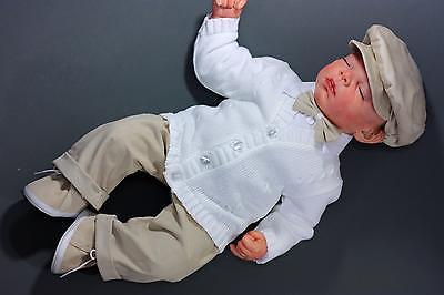 Taufanzug , Taufanzug Junge, Baby Anzug, Anzug , Taufe, Babyanzug, G017-1