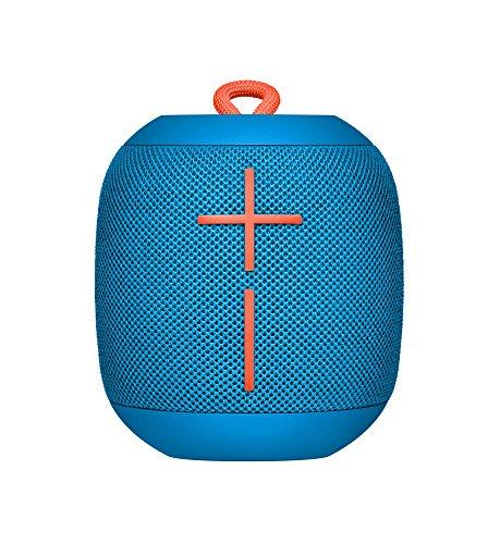 Ultimate Ears 984-000852 WonderBoom Bluetooth Lautsprecher (wasserdichter 360°-Sound) - Subzero Blau