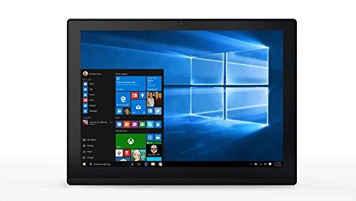 'Lenovo ThinkPad X1512GB 4G Black Tablet–Tablets (30.5cm (12), 2160X 1440Pixel, 512GB, 16GB, Windows 10Pro, Black)