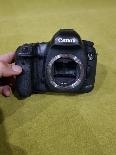 Canon EOS 5D Mark III 22.3 MP SLR-Digitalkamera Nur 39000 Shutter Count