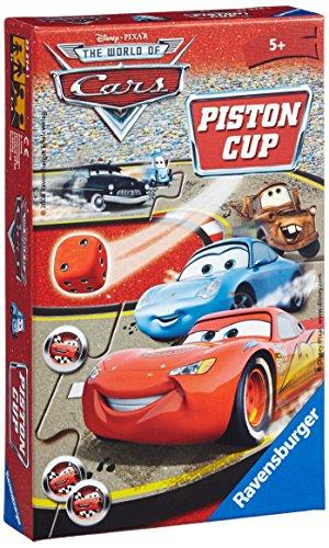 Ravensburger 23274 - Disney Cars: Piston Cup - Mitbringspiel
