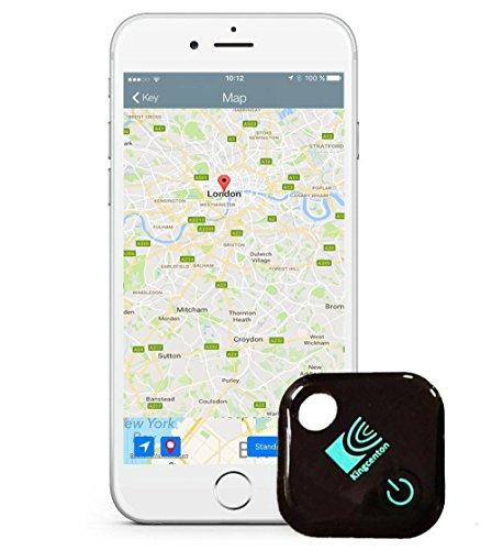 Schlüsselfinder, mokiro GPS-Tracker Bluetooth Antiverlust Standort Tracker Zweiwege-Geldbörse Locator Handy Gerät für iOS/Android System