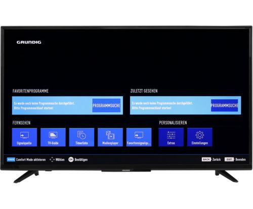 Grundig 40 GFB 5700 Full HD LED Fernseher 102 cm [40 Zoll] Schwarz