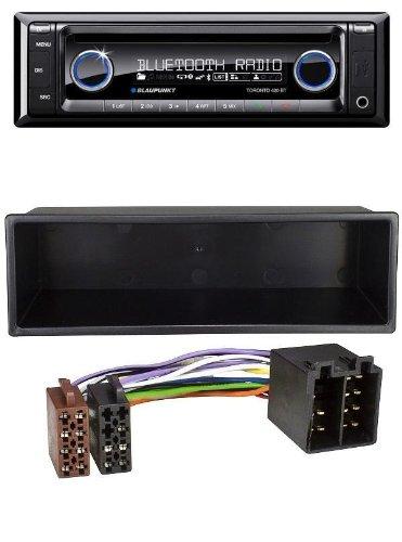 Blaupunkt Toronto 420 BT Bluetooth CD SD USB MP3 Autoradio für Mercedes A-Klasse M-Klasse Vaneo VW Passat Golf Bora