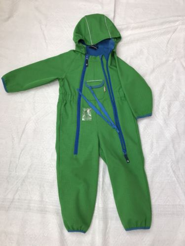Jako-O Softshell Overall Gr. 92 / 98 Top Zustand