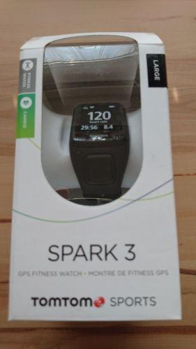 TomTom Spark 3 Cardio GPS-Fitnessuhr Routenfunktion Herzfrequenzmesser