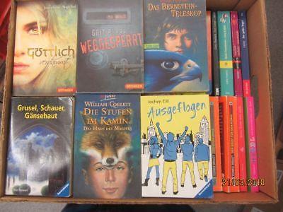 69 Bücher Jugendromane Jugendbücher junge Leser Top Titel
