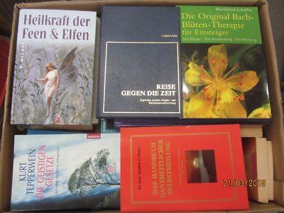 68 Bücher Esoterik esoterische Bücher Grenzwissenschaften Geheimwissenschaften