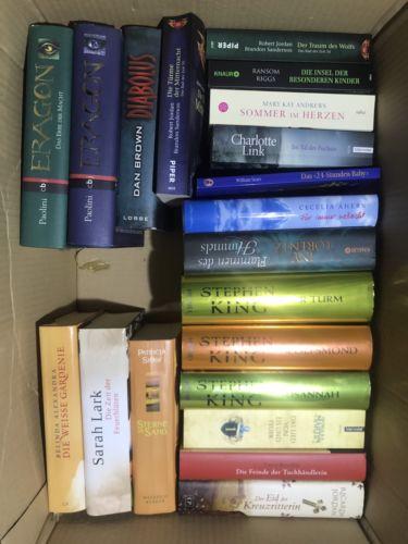 26 Hochwertige Bücher Sammlung in sehr Ordentlichem Zustand