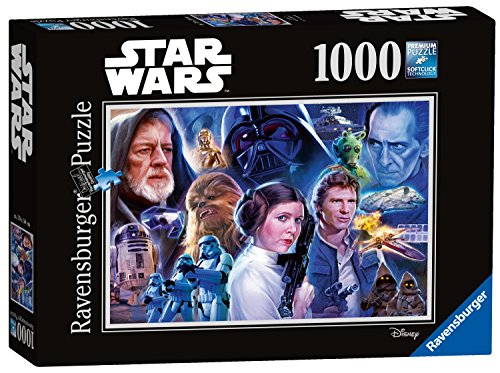 Ravensburger 19763 - Star Wars Collection 1 Puzzle