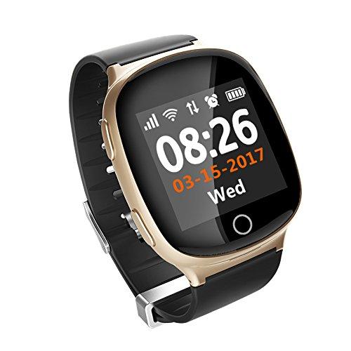 VIDIMENSIO GPS-Telefon Uhr